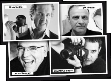 Fotógrafos internacionales