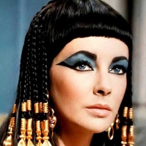 Barra de labios en el antiguo egipto - Cleopatra