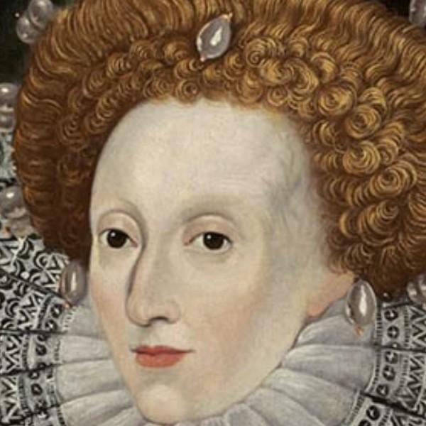 Barra de labios de la Reina Isabel I de Inglaterra