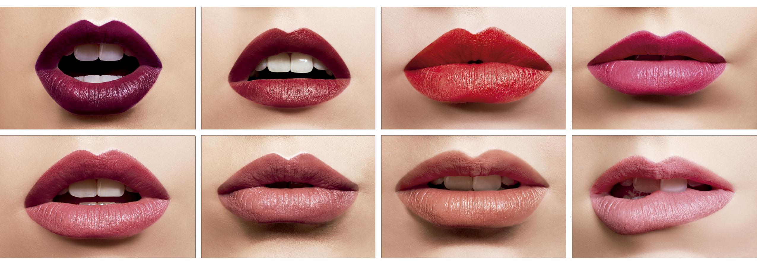 La personalidad según tu color de barra de labios