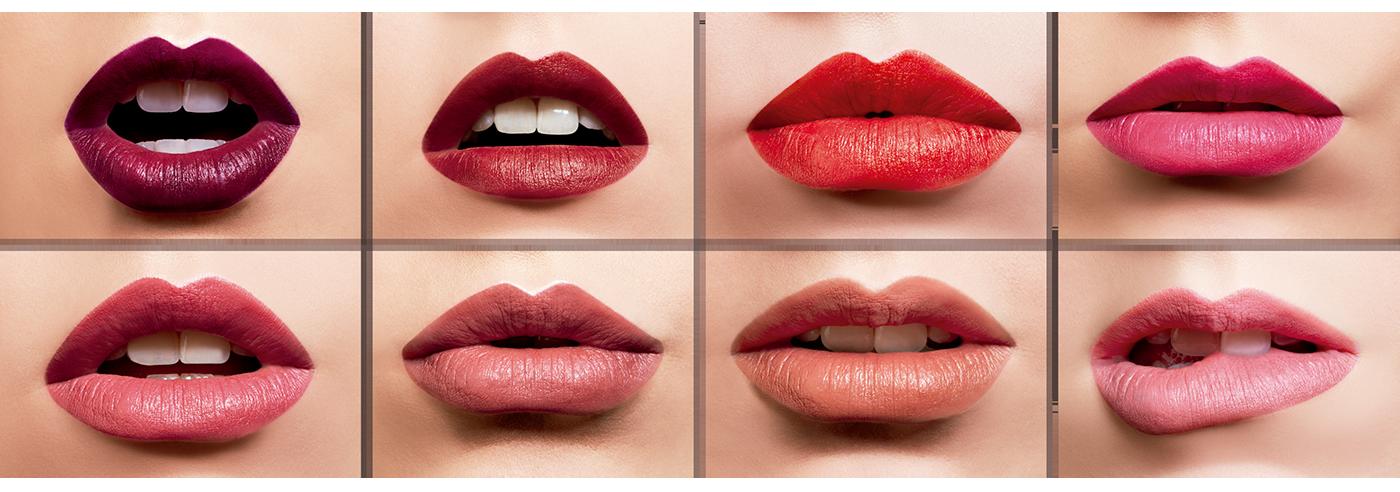 Magnetic Lipstick - Barras de Labios con magnetismo