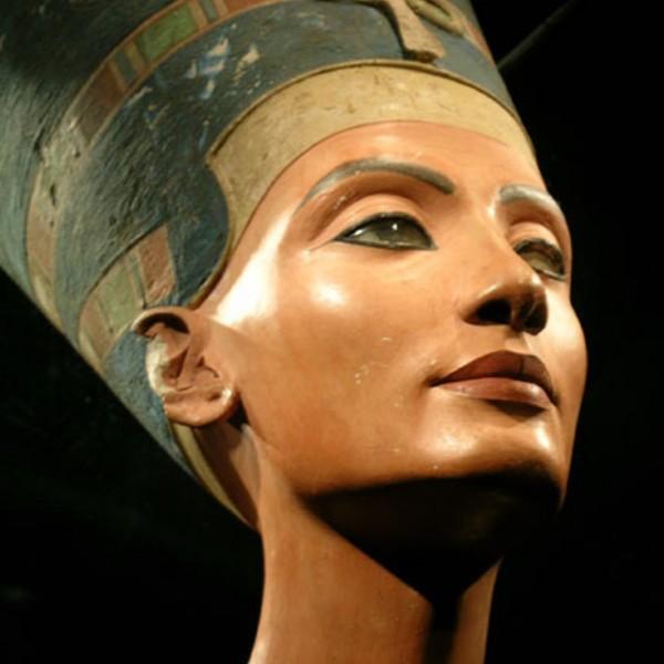 Barra de labios en el antiguo egipto