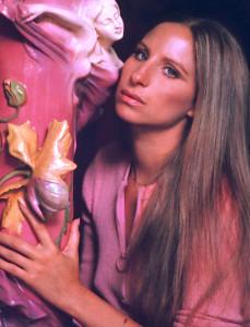 Barbra Streisand moda de los 70