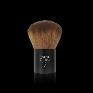 Brocha facial Kabuki maquillaje