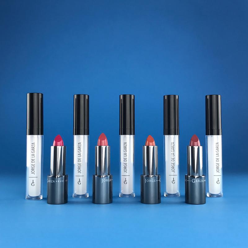 Barniz de labios Lip Top Coat con las barras de labios Magnetic