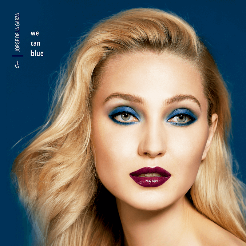 "Colección ""We Can Blue"" con brillo de labios"