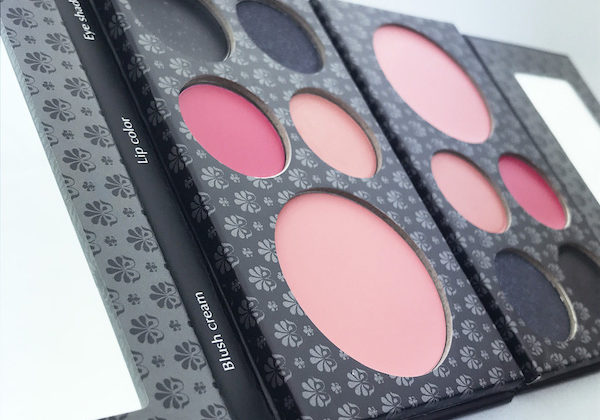 Mistery Lookcase Limited Edition Makeup