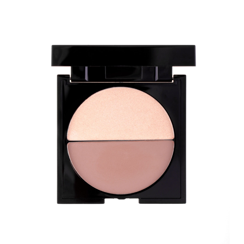 Bronzer & Highlighter Contouring Professional Makeup