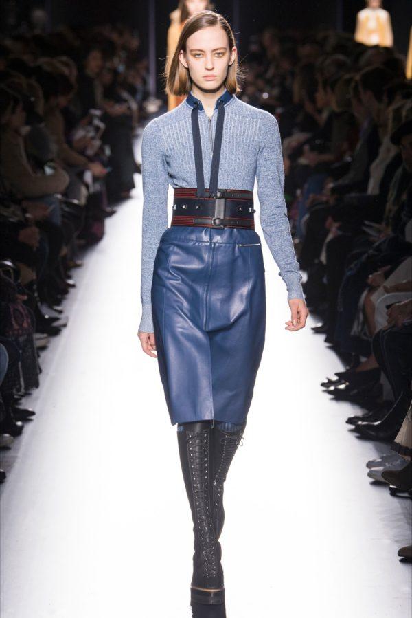 El azul de Hermès en Paris