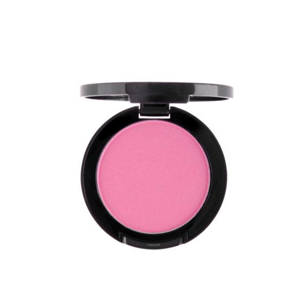 Colorete polvo compacto para maquillaje profesional