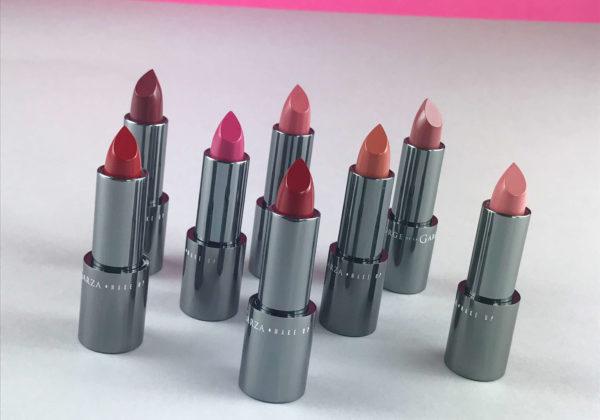 8 colores de barras de labios magnetic lipstick