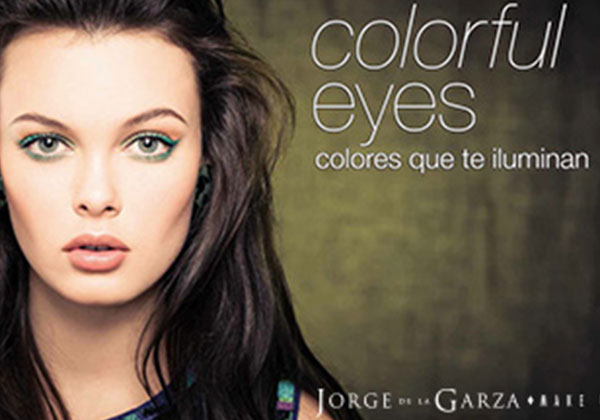 """Colorful Eyes"". Primavera-verano 2014"