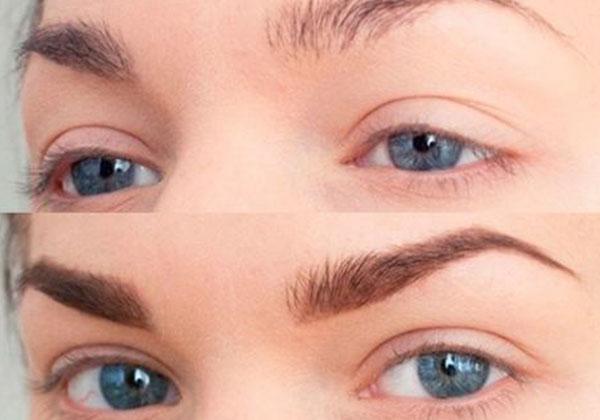 Maquillaje según cejas