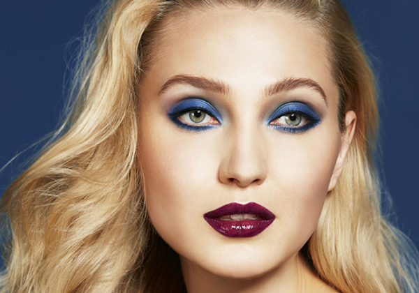 We Can Blue - campaña maquillaje otoño invierno 17-18