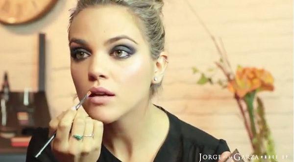 Dos maquillajes con la Mistery Lookcase