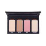 Face Palette - Paleta facial - Iluminador, bronceador, colorete y polvo