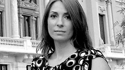 Gabriela Ramel, maquilladora profesional