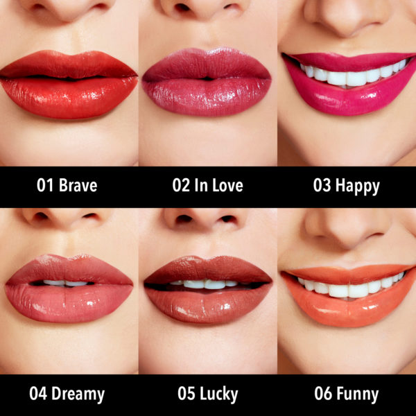 galeria colores labios emotional gloss