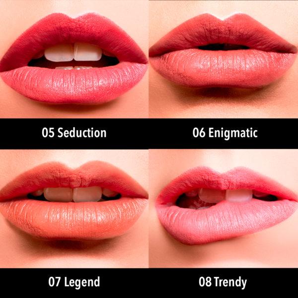 galeria colores labios magnetic lipstick