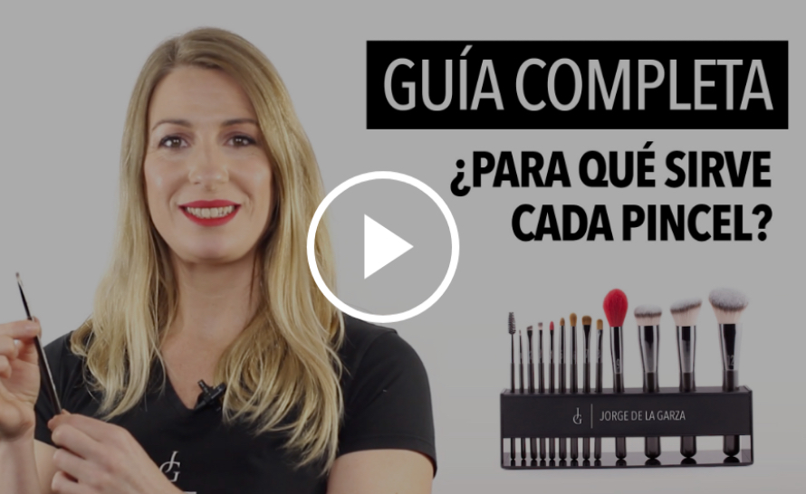 Guía completa de pinceles en video