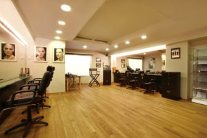 Jorge de la Garza Make Up Space