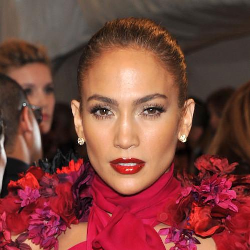 Labios vinilo Jennifer Lopez