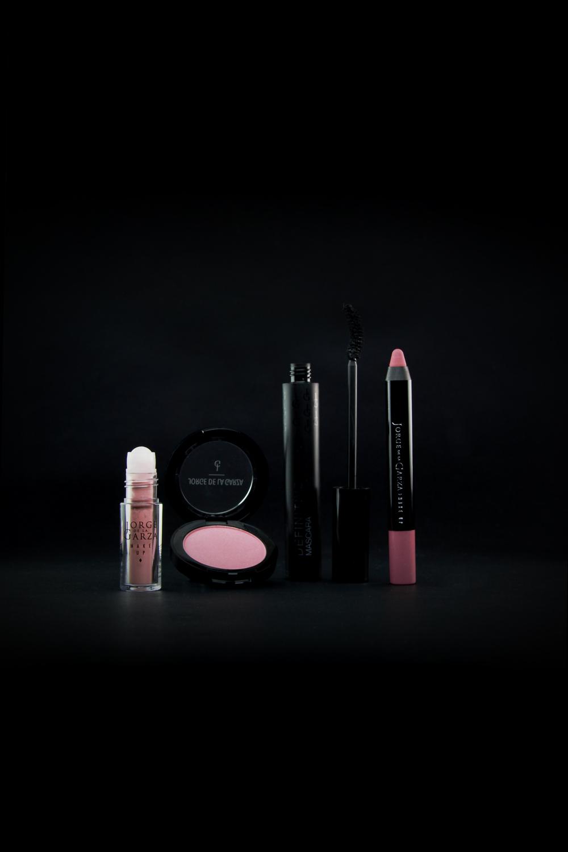 Maquillaje para un look de día