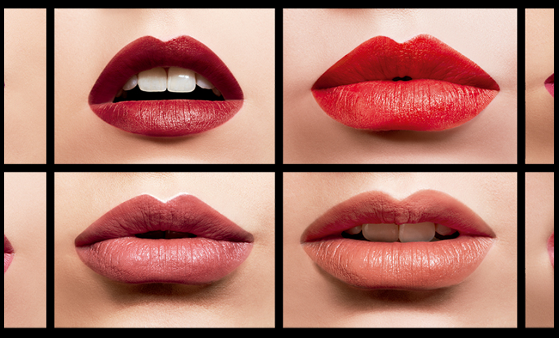 Magnetic Lipsticks Collection