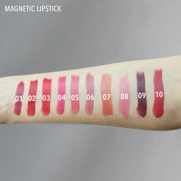 magnetic swatches