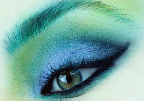 Propuestas de maquillaje de ojos para estas navidades