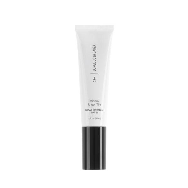 Base Mineral sheer tint para maquillaje profesional