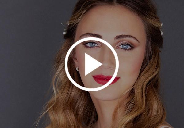 Maquillaje de novia Look natural