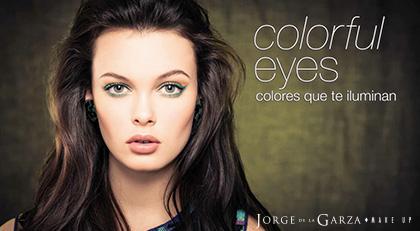 """Colorful Eyes"". Primavera-verano 2014"