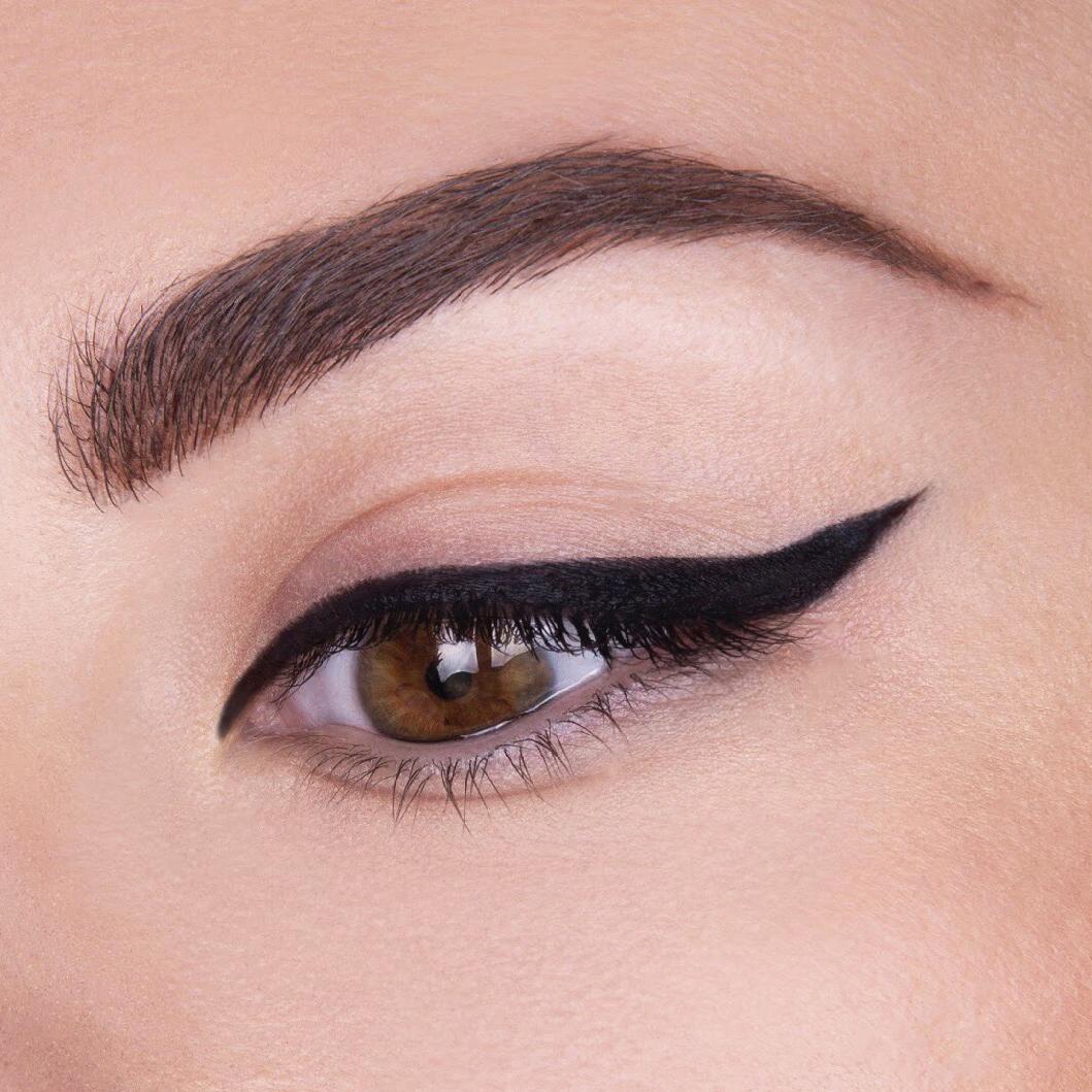 perfect eyeliner look