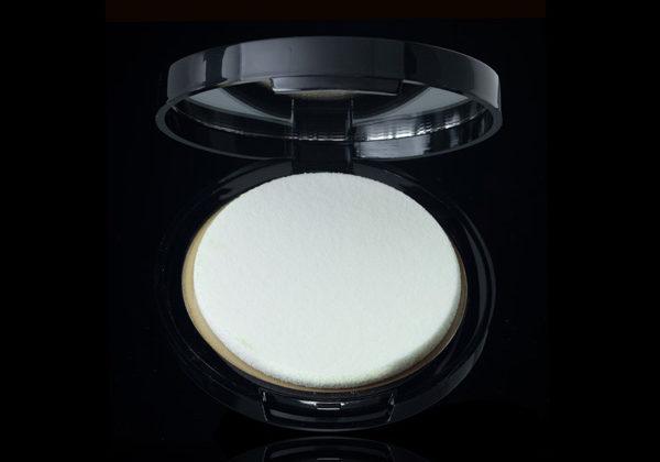 Polvo compacto mineral doble función para maquillaje profesional