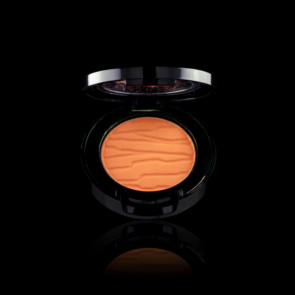 Sombra mate mineral para maquillaje profesional