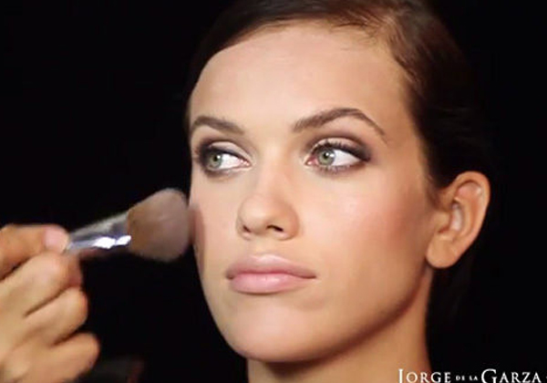 Tutorial maquillaje Velvet